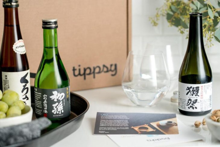 Tippsy Sake Launches To Connect Premium Sake And Consumers Directly