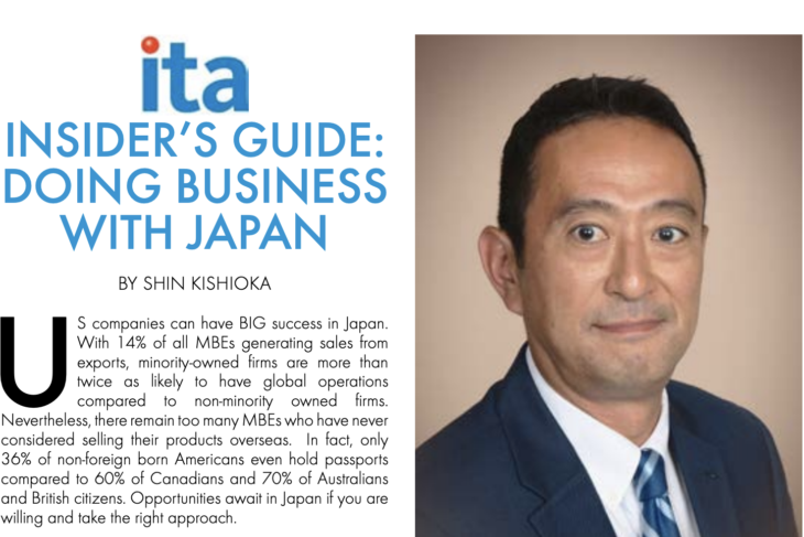 INSIDER'S GUIDE: DOING BUSINESS WITH JAPAN